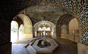 تور SODET به مقصد کاخ گلستان