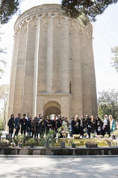 سفرنامه تور تهرانگردی شهر ری
