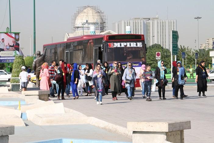 سفرنامه تور تهرانگردی