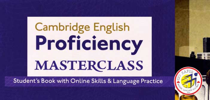 کتاب PROFICIENCY MASTERCLASS