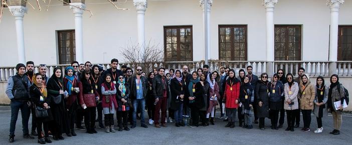 تور یک روزه تفریحی- آموزشی SODET به مقصد کاخ موزه نیاوران (دوره بیست و پنجم) برگزار شد