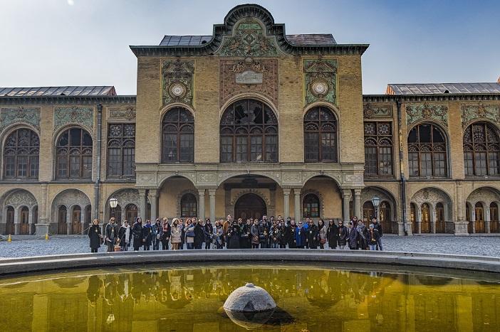 تور یک روزه تفریحی- آموزشی SODET به مقصد مدرسه دارالفنون – عمارت مسعودیه (دوره بیست و ششم) برگزار شد