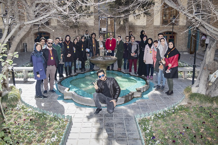 تور یک روزه تفریحی- آموزشی SODET به مقصد باغ موزه نگارستان- موزه مقدم(دوره بیست و هفتم) برگزار شد