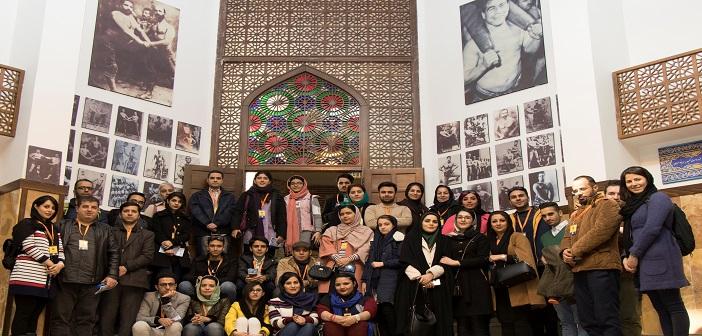 تور یک روزه تفریحی- آموزشی SODET به مقصد موزه رضا عباسی- باغ موزه قصر(دوره بیست و هشتم) برگزار شد