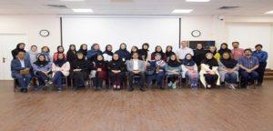 دوره اول مقاله خوانی به زبان انگلیسی با موضوع Teacher Self-Efficacy برگزار شد