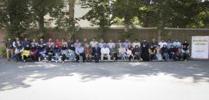 همایش روز مبارزه با بیابان زایی  با حضور آقای محمد تاجران برگزار شد