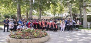 تور یک روزه تفریحی- آموزشی SODET به مقصد موزه تماشاگه زمان(دوره سی و دوم) برگزار شد