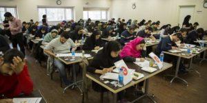 آزمون آزمایشی IELTS دوره 128 و 129 برگزار شد