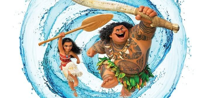 انیمیشن moana در سینما
