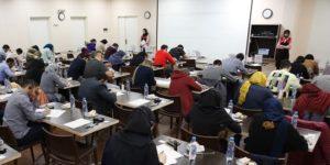 آزمون آزمایشی IELTS دوره 132 برگزار شد