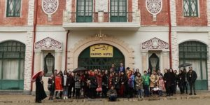 تور یک روزه تفریحی- آموزشی SODET به مقصد شهرک سینمایی غزالی (دوره چهل و یکم) برگزار شد