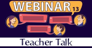وبینار زبان تخصصی teacher talk