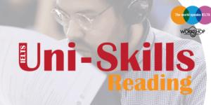 کارگاه آموزشی Uni-Skills Reading