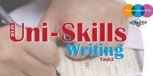 کارگاه آموزشی Uni-Skills Writing