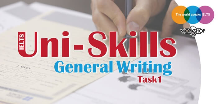 کارگاه آیلتس general writing