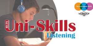 کارگاه آموزشی آیلتس یک روزه مهارت Uni-Skills Listening