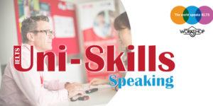 کارگاه آیلتس uni-skills مهارت Speaking