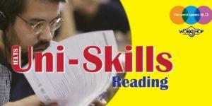 کارگاه آیلتس یک روزه Uni Skills Reading