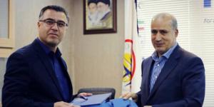 قرارداد همکاری دوجانبه به منظور آموزش داوران فوتبال ما بین موسسه سفیر و فدراسیون فوتبال