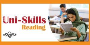 کارگاه تک مهارتی آیلتس دوره 15 با موضوع Reading + آرشیو کارگاههای برگزار شده