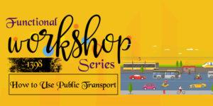 کارگاه کاربردی زبان انگلیسی دیماه با موضوع How to use public transport + آرشیو کارگاههای برگزار شده