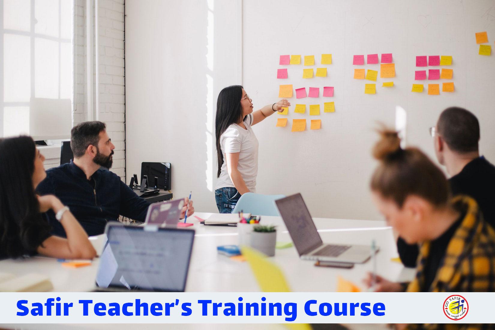 دوره TTC – دوره های تربیت مدرس زبان انگلیسی