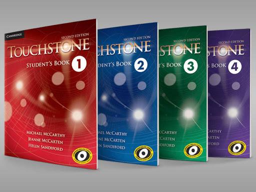 کتاب تاچ استون ویرایش دوم (Touchstone Second Edition)