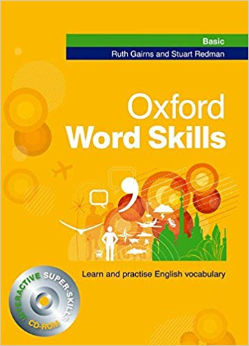 کتاب Oxford Word Skills آکسفورد ورد اسکیلز