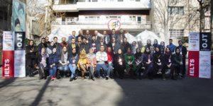 دومین OJT تخصصی آیلتس در سفیر گفتمان برگزار شد