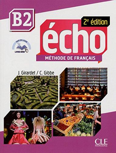 کتاب ÉCHO B2