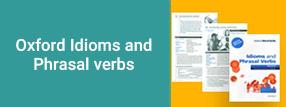 idiom and phrasal verbs